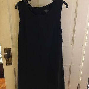 Black dress with jacket